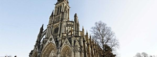 La Basilique Notre Dame de Bonsecours